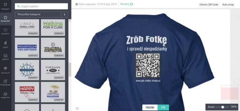 Koszulki firmowe i Kreator Koszulek – Jak dzięki nim zwiększyć sprzedaż