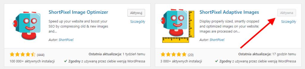wtyczka w repozytorium WordPress