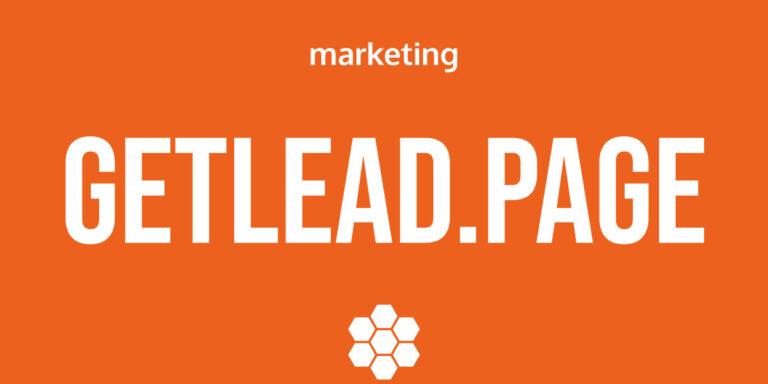 GetLead Page