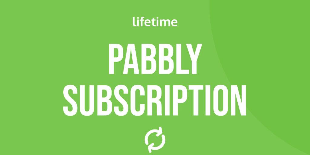 Pabbly Subscription Billing