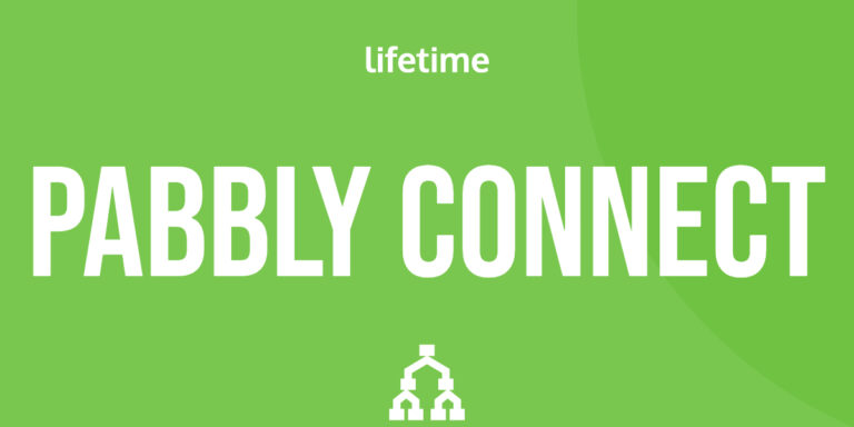 Pabbly Connect LifeTime