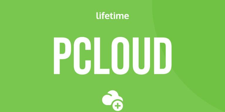 pcloud lifetime