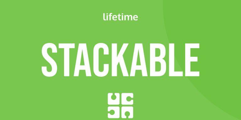 Stackable lifetime