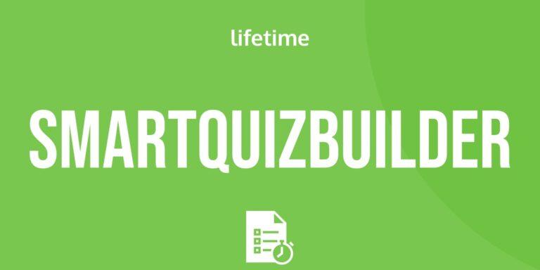 SmartQuizBuilder Lifetime